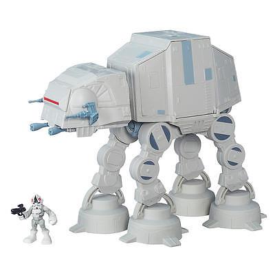 Playskool Heroes Galactic Heroes Star Wars AT-AT Walker