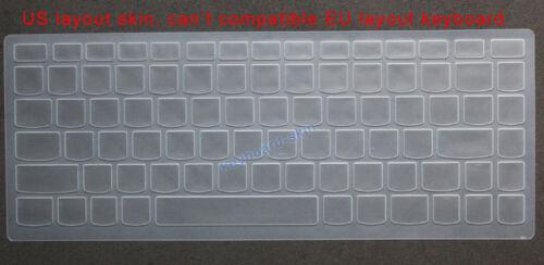 Keyboard Skin Cover Protector for IBM Lenovo Yoga2 13,Yoga2 Pro 13,Yoga2 13-IFI