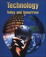Technology : Today and Tomorrow by Sharon A. Brusic, Vincent F. Kuetemeyer...