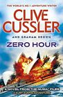 Zero Hour by Clive Cussler (Hardback, 2013)