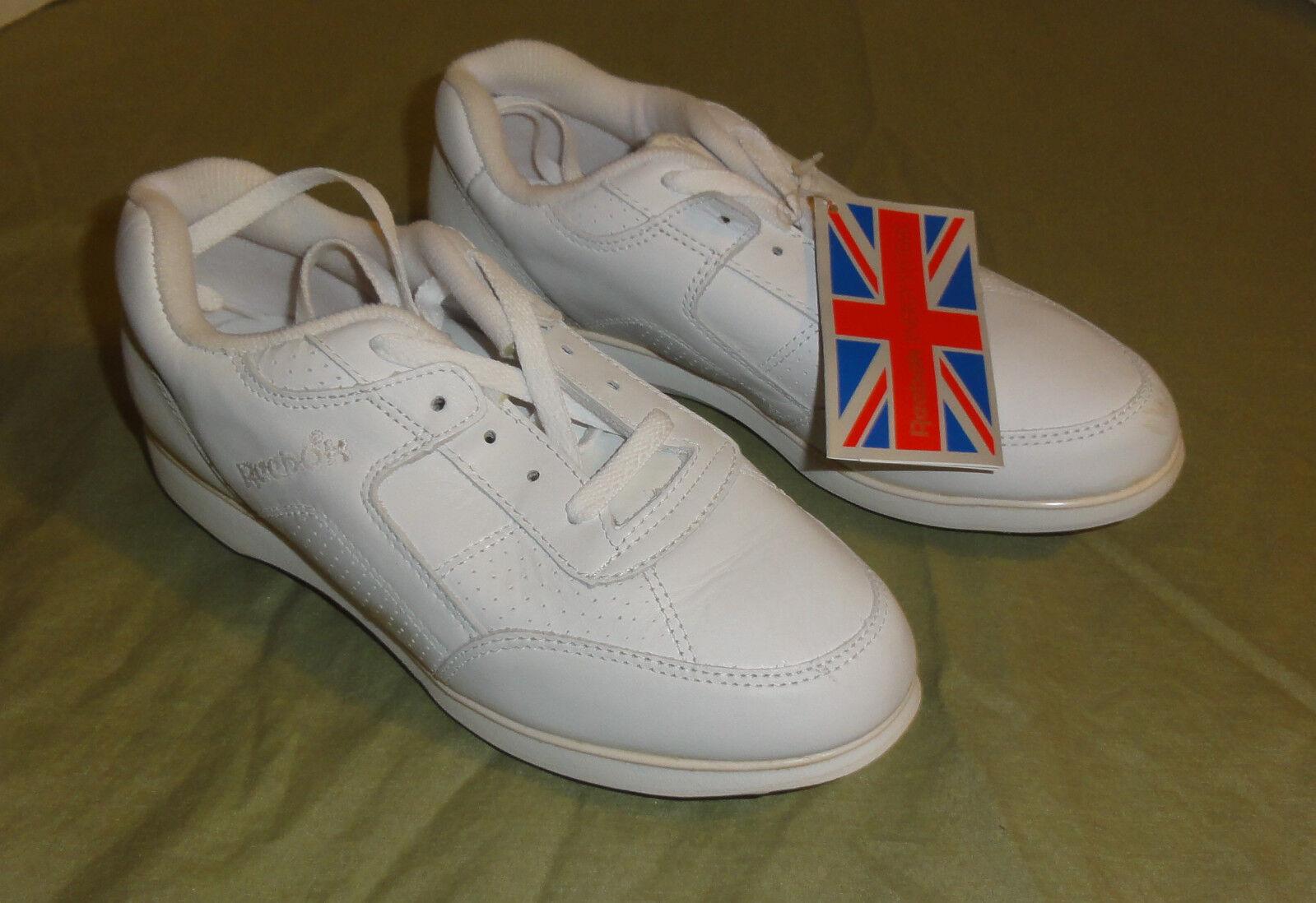REEBOK Comfort I   Walking (Women's) White - Size 7 [NEW] Vintage shoes w  Box