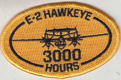 VAW-120 E-2 HAWKEYE 3000 HOURS OVAL PATCH | eBay