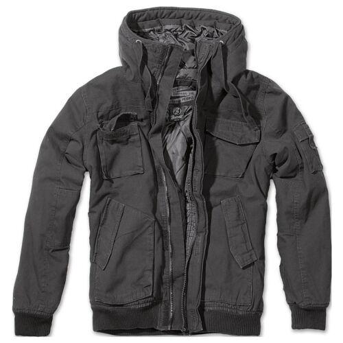 Brandit-Bronx Jacket 3107 Giacca Giubbotto Vintage Army Inverno Giacca