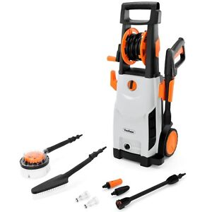 Image Is Loading Vonhaus 2200w Pressure Washer With Accessories Outdoor Home