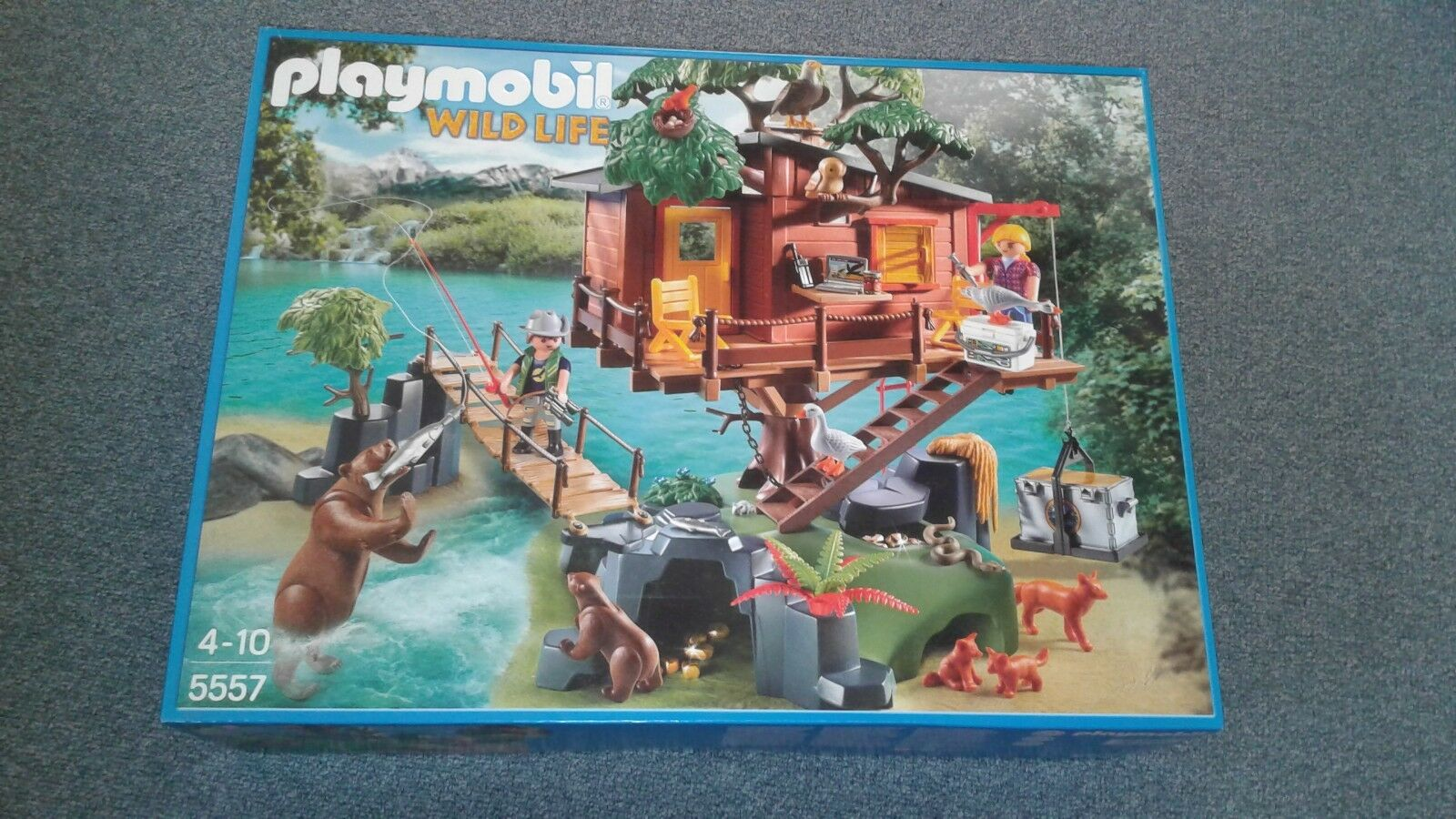 Playmobil Baumhaus 5557 Neu und OVP