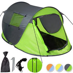 Wurfzelt-Pop-up-Zelt-Automatikzelt-Camping-Strand-Trekkingzelt-2-Personen