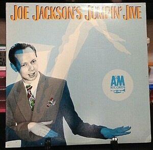 JOE-JACKSON-Jumpin-Jive-Album-Released-1981-Vinyl-Record-Collection-US-pressed