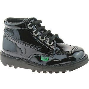Chaussures Kickers en cuir pour bébé Acheter en ligne pas