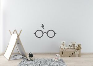 Harry-Potter-Scar-And-Glass-Inspired-Design-Home-Wall-Art-Decal-Vinyl-Sticker