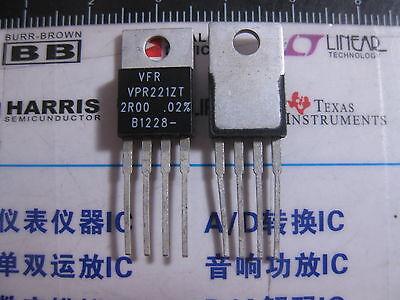 1x VPR221Z 10R0 0.1/% Vishay Foil Resistors Y169010R0000B0L