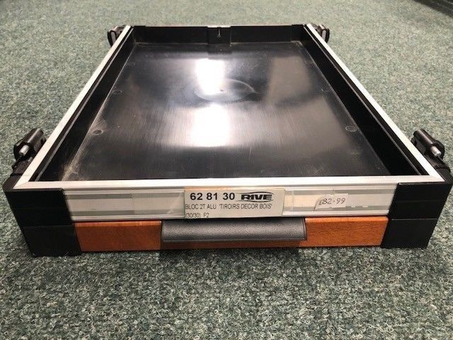Rive 2 side draw unit 30mm with wooden front  62 81 30  lowest whole network