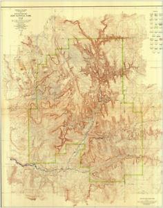 Details about 1936 Zion National Park 22\