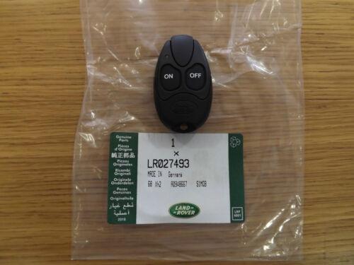 LR027493 Genuine Land Rover Park Heat Remote Control