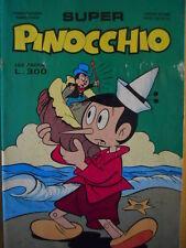 Super Pinocchio n°11 1976 ed. Metro  [G.136]