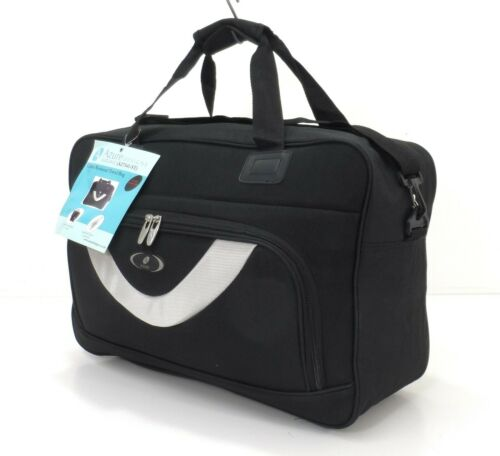 Large Sports Travel Holdall Luggage Carry Cargo Weekend Business Duffel Bag UK