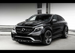 2016 MERCEDES BENZ GLE CLASS NEW A4 POSTER GLOSS PRINT LAMINATED ...