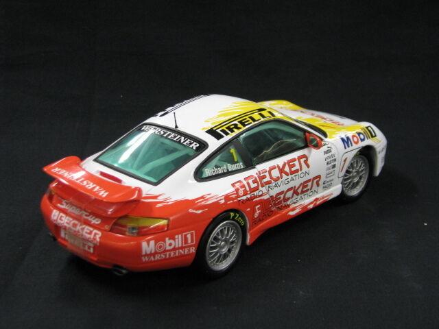 Sun Star Porsche 911 911 911 GT3 Cup 2000 1 18 Richard Burns Pirelli Supercup (MCC) 1d902a