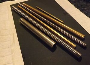 """3/8"""" & 1/2"""" A/F  Brass Hexagon bar  CZ121  6"""" 12"""" & 36"""" Lengths imperial sizes"""