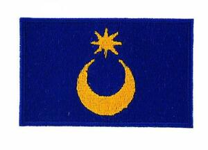Patch-ecusson-brode-Drapeau-PORTSMOUTH-ANGLAIS-Thermocollant-Backpack-sac-a-dos