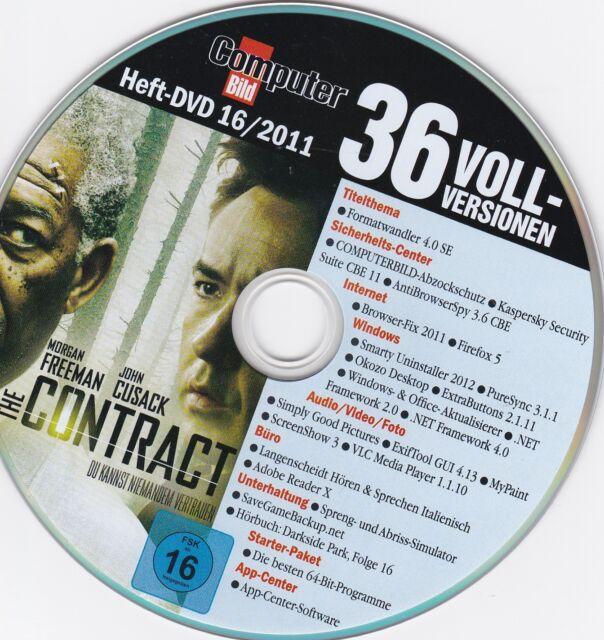 The Contract - Du kannst niemandem vert / Computer Bild-Edition - DVD-ohne Cover