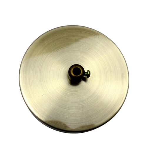 SINGLE POINT DROP OUTLET CEILING ROSE Perfect for fabric flex cable