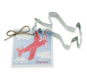 AIRPLANE COOKIE CUTTER~~ BY ANN CLARK