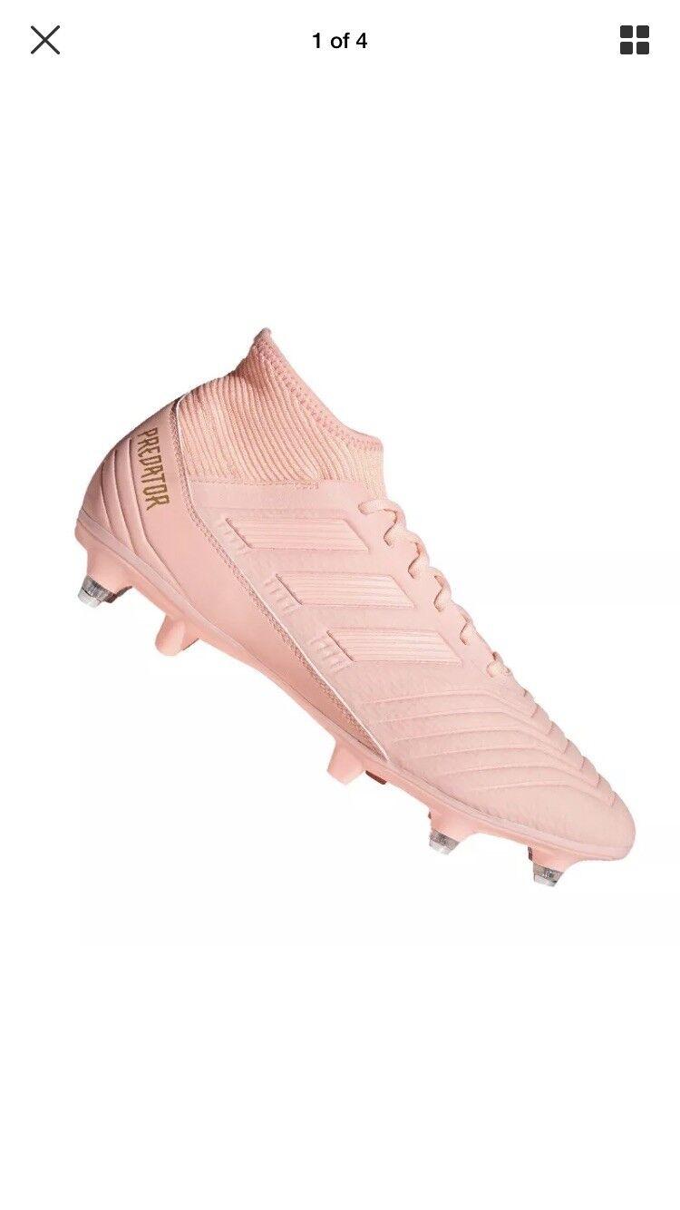 Pour des hommes Adidas Prougeator 18.3 Sg  rose