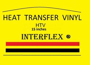 "Heat Transfer vinyl Grey 15 /"" x 5 yards  new Material HTV Free Shipping"