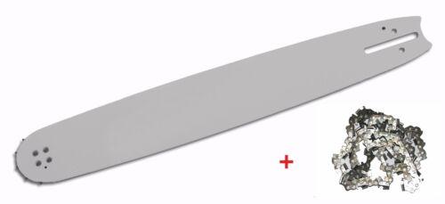 Schwert 20 Zoll 50cm mit Profi Sägekette 76T 325 1,5