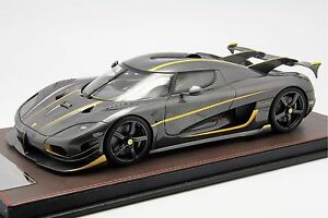 1-18-Frontiart-Koenigsegg-Agera-RS-Gryphon-Exclusive-Ed-Free-Shipping-MR-BBR