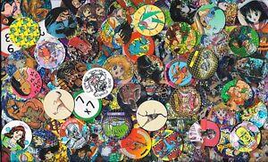 Pog - Pogs Lot De 100, 2000 Pogs Ou 100, 200, 400, 1000 Kinis Neufs (votre Choix Yjgkdx74-07235130-792669819