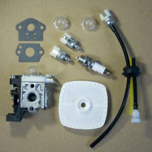 Details about Carburetor For Zama RB-K93 Echo SRM-225 GT-225 PAS-225 Air  Filter Fuel Line Kit