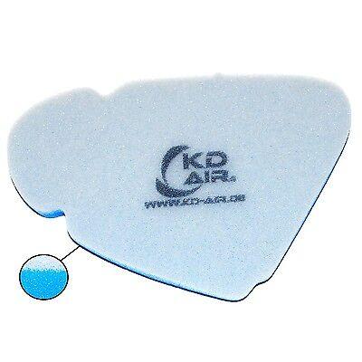 Kd Air Sport Luftfilter Passend Für Suzuki Ay 50 Ac Katana 1997-2004 Der Preis Bleibt Stabil