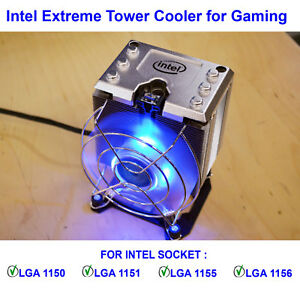 Intel-XTS100H-Extreme-Tower-Heatsink-Gaming-Cooler-for-LGA-1150-1151-1155-1156