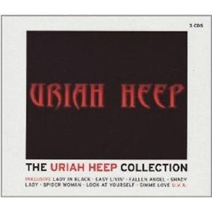 Uriah-HEEP-034-The-Uriah-Heep-Collection-034-3-CD-NEU