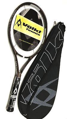Contemplativo Volkl V12312.3 Racchetta Da Tennis Per Adulto Organix V1 Os Adult Racket 285 Carino E Colorato