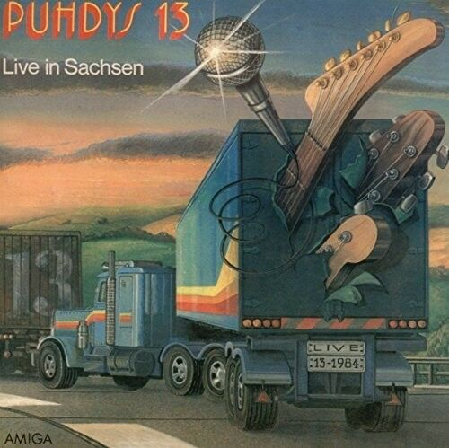 Live In Sachsen 15 Jahre Puhdys 1984 - Puhdys (2017, CD NEU)2 DISC SET