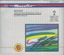 Mozart: Sonate Per Pianoforte (Piano Sonatas) Volume 1 / Glenn Gould - CD