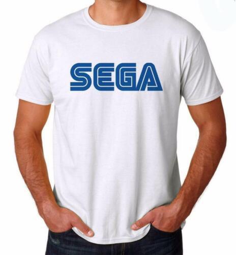 Sega T Shirt Funny Birthday Cotton Tee Vintage Gift For Men Women