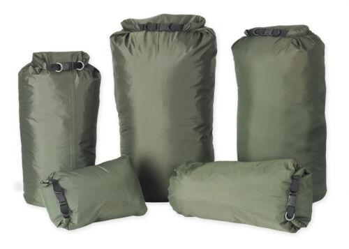 Snugpak Dri-SAK étanche de stockage à sec Stuff Sacs//Sacs Différentes Tailles//Couleurs *