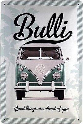 VW Bulli Blechschild 20x30 cm Edition 2013 The original Ride Since 1950 Retro