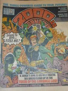 2000-AD-amp-TORNADO-Comic-PROG-No-159-Date-05-04-1980-UK-COMIC