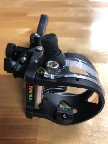 Truglo Rival FX 5 Pin sight with light