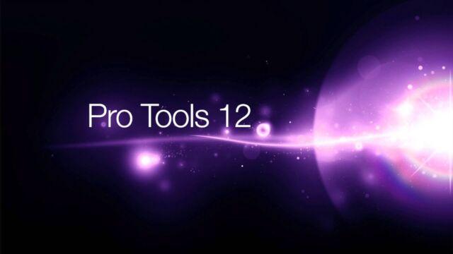 Avid Pro Tools 12 PERPETUAL USED 10 + 11 + 12 5 2 INCLUDES iLOK Version 3