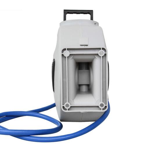 Druckluftschlauch Aufroller Schlauchtrommel 20 Meter Automatik Schlauch EU 1//4