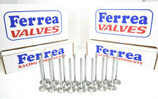 "Chevy 396 402 427 454 FERREA 5000 Stainless Intake Valve Set 2.07+5.221+3//8/"""