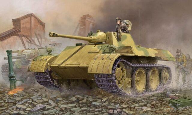 Hobbyboss 82460 - 1:35 German VK1602 LEOPARD- Neu