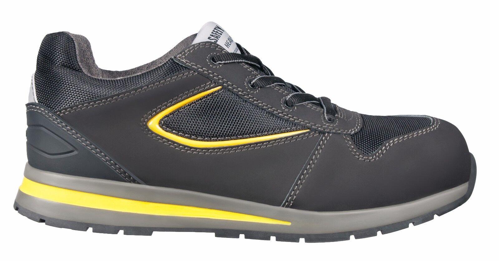Descuento de la marca Safety Jogger Turbo S3 SRC HRO Zapato de seguridad libre de metal
