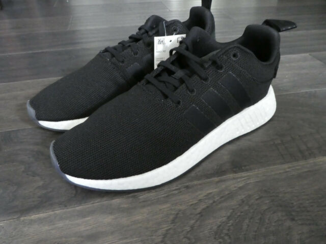 adidas Originals NMD R2 Boost (BlackWhite) CQ2402