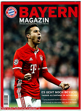 FC Bayern-Magazin vom 11.03.2017  FC Bayern - Eintracht Frankfurt